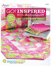 GO!® Inspired With AccuQuilt®