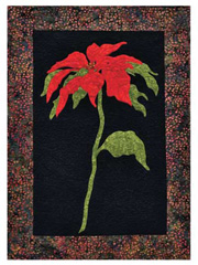 Poinsettia Quilt Pattern