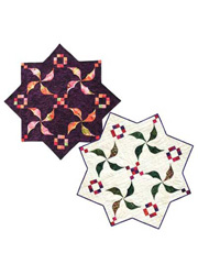 Berries Table Topper Pattern