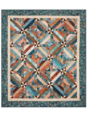 Intertwined Quilt Pattern