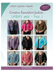 Creative Sweatshirt Jackets -- Londa's Way Book 2