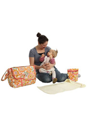 Me & My Baby Diaper Bag Sewing Pattern