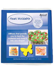 Heat Moldable Stabilizers