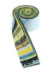 Lemon Poppy Tonga Jelly Roll - 40/pkg.