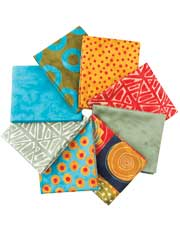 Simple Marks Fat Quarters - 8/pkg.