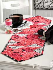 Sew Square Table Runner Pattern