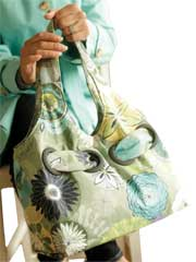 Grommet Go-Around Bag Sewing Pattern