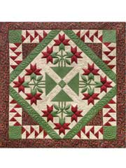 "No ""Y"" Carolina Lily Quilt Pattern"