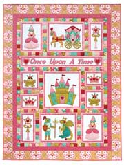 Once Upon A Time Quilt Pattern