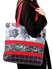 Kona Carryall Tote Sewing Pattern