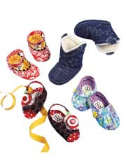 Toe Topping Cuties Shoe Sewing Pattern
