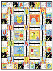 Hopscotch Quilt Kit