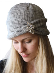 Nola Cloche Knit Pattern