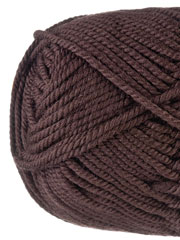Ewe Ewe Yarns Wooly Worsted Chocolate