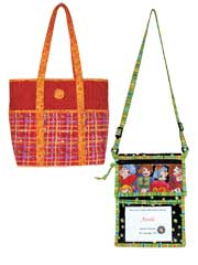 To Market, To Market Tote & Tag Sewing Pattern