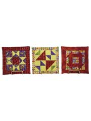 Hot Spot Quilted Trivet Pattern