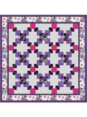 Squares All Around Quilt Pattern
