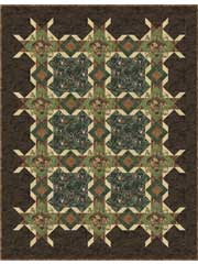 Sanctuary Quilt Pattern