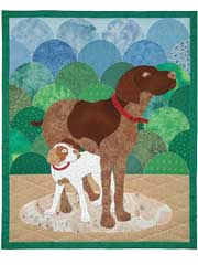 Top Dogs Quilt Pattern