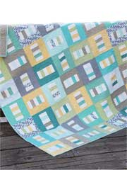 Boardwalk Quilt Pattern
