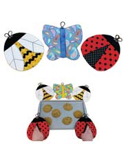 BUGS!! Pot Holder Sewing Pattern