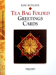 Tea Bag Folded Greeting Cards