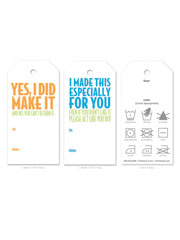 Gift Tags: Humor Set 2