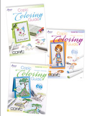 Copic Coloring Guide Combo