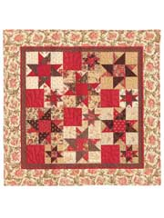 A Better Star For All Seasons Quilt Pattern
