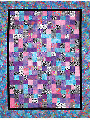 Easy Peasy Quilt Pattern