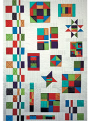 Gypsy Sampler Quilt Pattern