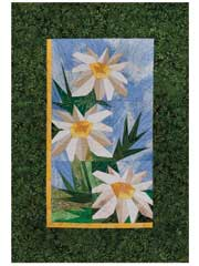 Daisies Wall Hanging Pattern