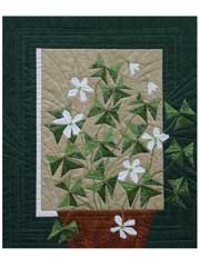 Oxalis Wall Hanging Pattern