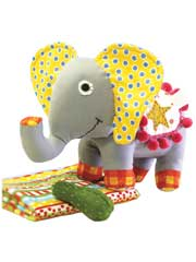 Pickles the Elephant Sewing Pattern