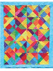 Outside the Box Quilt Pattern