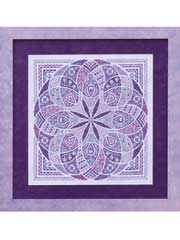 Plum Pudding Cross Stitch Pattern