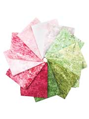 Rosebud Fat Quarters-12/pkg.