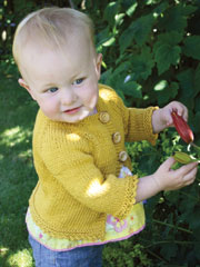 Elsie Cardigan Knit Pattern
