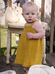 Elsie Sundress Knit Pattern
