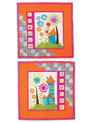 Snap Pop Quilt Kit