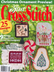 Just CrossStitch Jul/Aug 2009