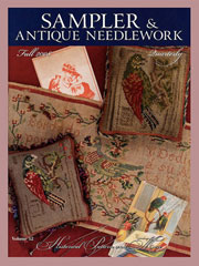 Sampler & Antique Needlework Quarterly Autumn 2008