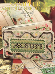 Sampler & Antique Needlework Quarterly Autumn 2007