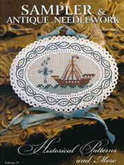 Sampler & Antique Needlework Quarterly Autumn 2005
