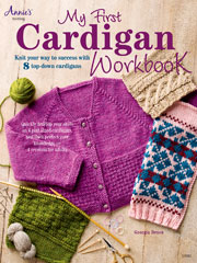 My First Cardigan Workbook