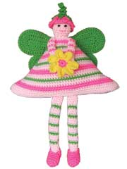 Penelope the Garden Fairy Pattern Pack