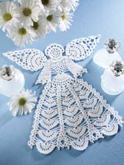 Angel Doily Kit