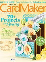 CardMaker Spring 2013