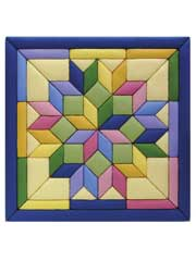 Starblock Quilt Magic Kit