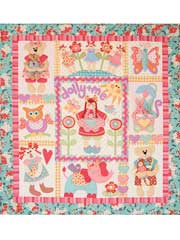 Dolly & Me Quilt Pattern